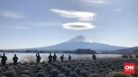 Banyak Cara Menikmati Gunung Fuji dari Berbagai Sisi