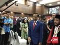 Bicara Hiper-Regulasi di MK, Jokowi Serukan Omnibus Law