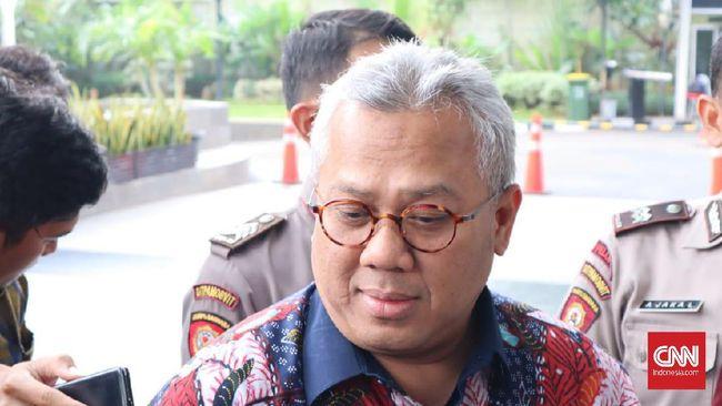 Ketua KPU Arief Budiman mengaku mendapat informasi salah satu pelaku pembunuhan staf KPU Yahukimo sudah ditangkap kepolisian.