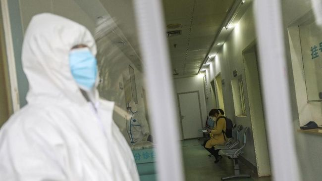 Wabah virus corona dilaporkan memakan korban jiwa satu orang pasien di Hong Kong pada Selasa (4/2).