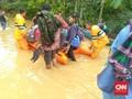 Banjir Bandang di Deli Serdang, 9 Orang Hanyut