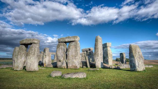 Taken at Stonehenge near Salisbury, England.