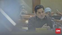 Erick Thohir Tunjuk Dua Plt Usai Pecat Semua Direksi PT KFD