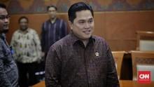 Erick Klaim Jokowi Beri Restu Holding Aviasi dan Pariwisata