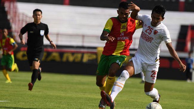 PSM Makassar akan bertanding melawan Tampines Rovers di laga pertama di Grup H Piala AFC 2020 di Stadion Jalan Besar, Singapura, Rabu (12/2).