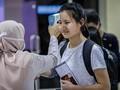 2 WNI Positif Corona, Pintu Masuk Bandara Daerah Diperketat