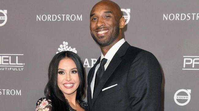 Istri mendiang Kobe Bryant, Vanessa Bryant meminta kepada media agar tidak menayangkan foto dan video kecelakaan.