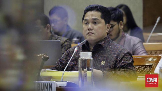 Menteri BUMN Erick melarang direksi, komisaris dan karyawan grup BUMN untuk terlibat dalam politik praktis selama Pilkada serentak 2020.