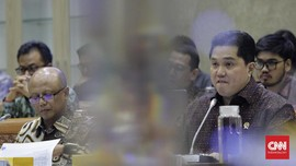 Erick Thohir Terbitkan Aturan Sanksi PNS di Kementerian BUMN