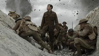 Film 1917 Rajai Penjualan Tiket Bioskop di China kala Pandemi