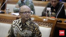 Sambangi KPK, Bos Jiwasraya Bahas Nasib Polis Pegawai