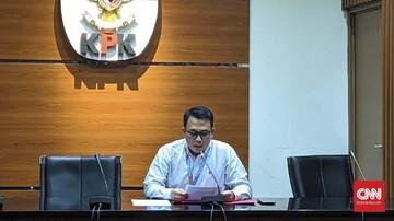 Plt Jubir KPK menegaskan kasus dugaan korupsi yang menjerat Cawabup OKU tetap diproses pihaknya di tengah masa pelaksanaan Pilkada Serentak 2020.