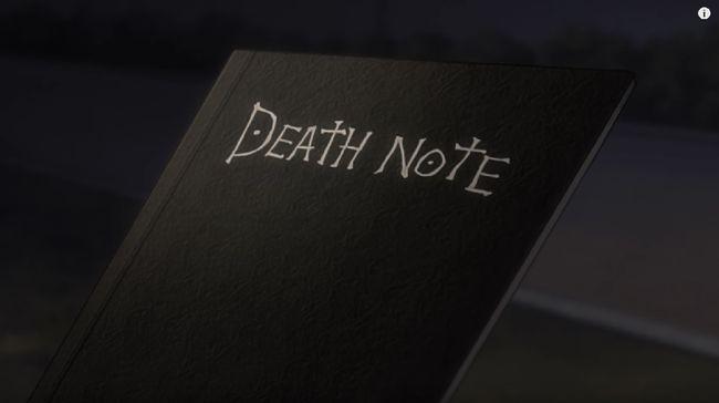 Death Note (dok. VIZ Media)