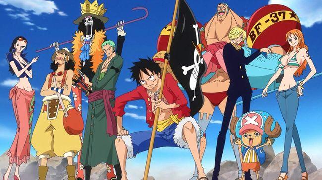 One Piece dok. Toei Animation