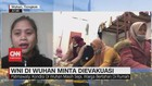 VIDEO: WNI di Wuhan Minta Dievakuasi