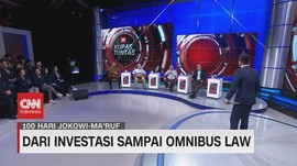 VIDEO: Simalakama Omnibus Law (6/7)