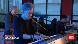 Music at Newsroom: Fariz RM - Penari