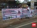 Belasan Orang Demo Tolak Ahmadiyah di Sawangan Depok
