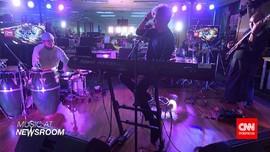 Music at Newsroom: Fariz RM - Barcelona