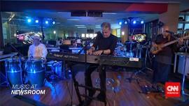 Music at Newsroom: Fariz RM - Nada Kasih