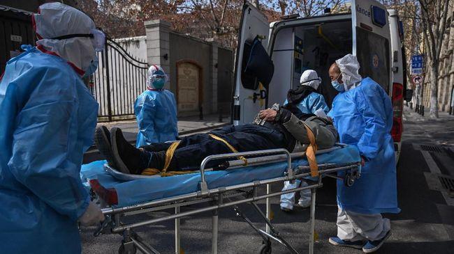 Hong Kong melaporkan kasus kematian kedua akibat infeksi virus corona pada Rabu (19/2).