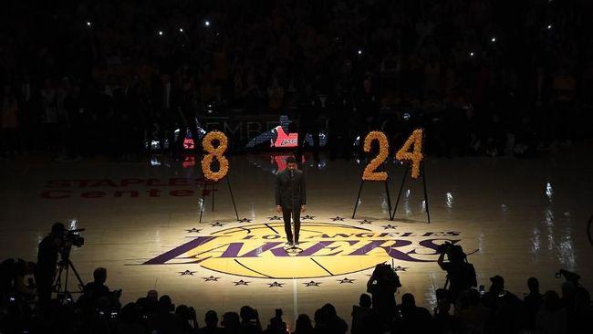 Penghormatan terakhir untuk Kobe Bryant, Gianna, dan korban kecelakaan helikopter akan digelar di Staples Center pada 24 Februari.
