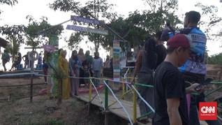 Warga Maluku Sulap Bekas Tempat Pengungsi jadi Lokasi Wisata