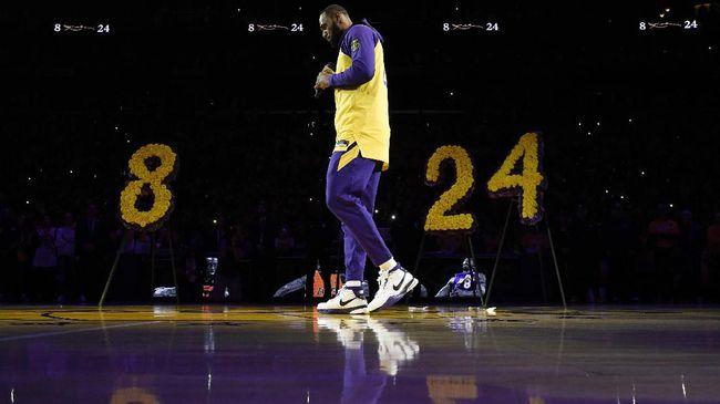 Los Angeles Lakers tak akan membuat upacara khusus memperingati setahun kematian legenda Kobe Bryant yang tewas dalam kecelakaan helikopter.
