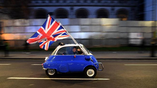 Uni Eropa dan Inggris akan menandatangani perjanjian dagang menjelang penerapan Brexit pada Rabu (30/12), waktu setempat.