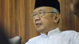 Ma'ruf Sebut Gus Sholah Intens Jaga Hubungan NU-Muhammadiyah