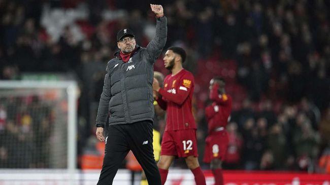 Presiden UEFA, Aleksander Ceferin, meyakini Liverpool bakal menjadi juara Liga Inggris di tengah ketidakpastian penyelenggaraan kompetisi.
