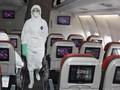 Kemenhub Terbitkan Izin Pesawat Jemput Warga China di Bali