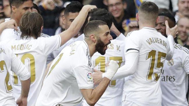 Real Madrid, 'Raja Spanyol' yang Mendambakan Mahkota