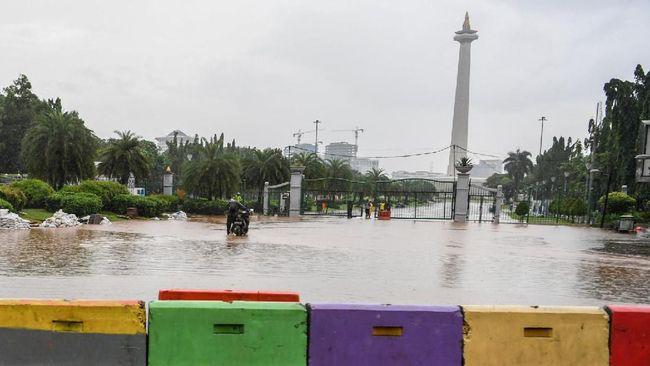Menurut Eks Gubernur DKI Ahok, desain penanganan banjir di Jakarta sudah ada sejak pemerintah kolonial Belanda berkuasa.