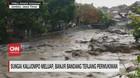 VIDEO: Sungai Kalijompo Meluap, Banjir Terjang Permukiman