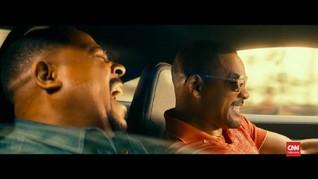 VIDEO: 5 Besar Box Office Hollywood Pekan Ini, Bad Boys 3