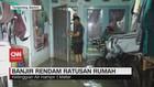 VIDEO: Banjir Rendam Ratusan Rumah di Tangerang