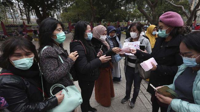 Kemenaker akan melarang perusahaan penempatan TKI mengirimkan pekerja ke China karena wabah virus corona.