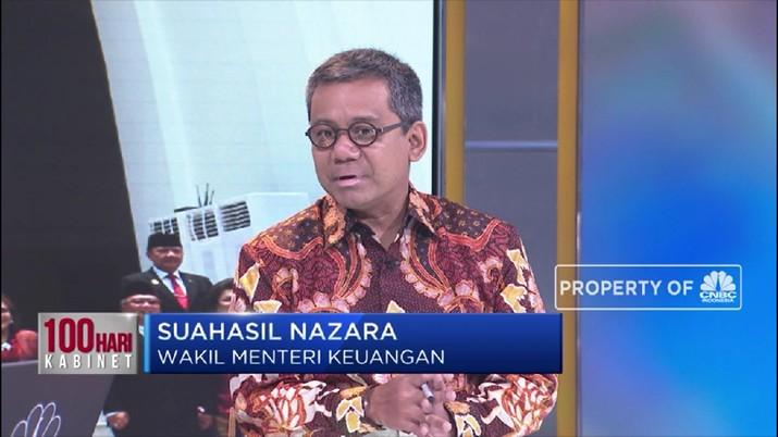 Wamenkeu Suahasil: Omnibus Law Pupus Gaya Birokrasi Lama (CNBC Indonesia TV)