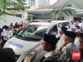 Jenazah Gus Sholah Diberangkatkan ke Jombang