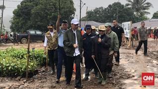 Jokowi Anggarkan Rp1,9 Triliun untuk Reboisasi
