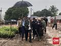 Jokowi Minta Warga Natuna Besar Hati Terima WNI dari Wuhan