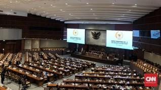 DPR Sepakati Perppu Corona Jadi UU, Cuma PKS yang Tolak