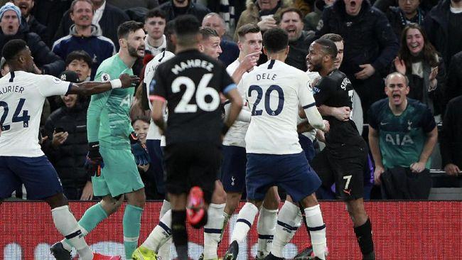 Sejumlah kontroversi dan drama VAR pernah mewarnai laga Tottenham Hotspur melawan Manchester City di dua musim terakhir.