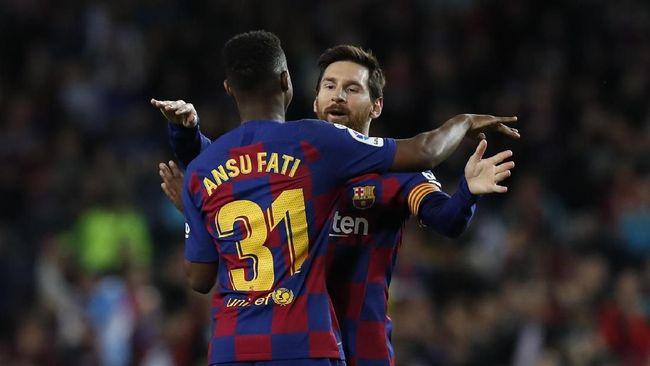 Dua pertandingan 16 besar Liga Champions akan berlangsung Rabu (26/2) dini hari WIB, termasuk Napoli vs Barcelona.