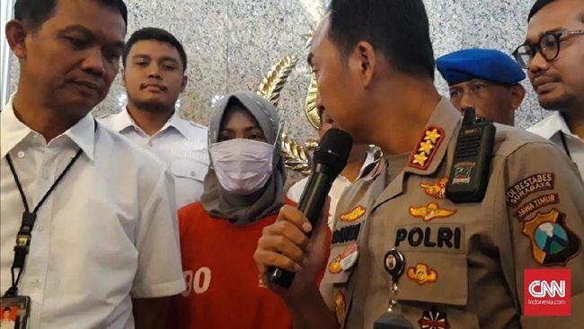 Kepolisian Jawa Timur masih bungkam dan enggan menyampaikan hasil gelar perkara kasus penghina Wali Kota Surabaya, Tri Rismaharini.