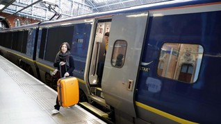 Haru Perpisahan Brexit di Kereta Terakhir Paris-London