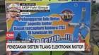 VIDEO: Penegakan Sistem Elektronik Motor