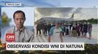 VIDEO: Observasi Kondisi WNI di Natuna