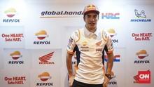 Marquez Belum Fit 100 Persen di MotoGP Portugal